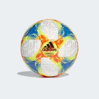 Conext 19 Mini Ball White / Solar Yellow / Solar Red / Football Blue DN8638