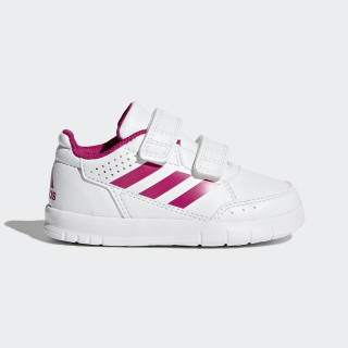 AltaSport Skor Footwear White/Bold Pink BA9515