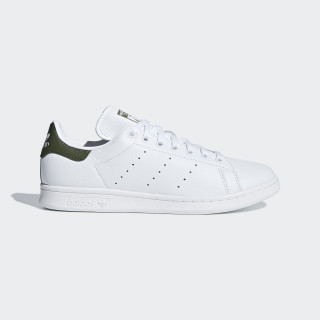 Zapatilla Stan Smith Ftwr White / Ftwr White / Base Green B41477