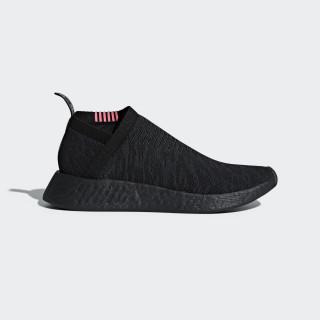 NMD_CS2 Primeknit Shoes Core Black / Carbon / Shock Pink CQ2373