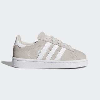 Campus Schuh Grey One/Footwear White/Footwear White BY9595
