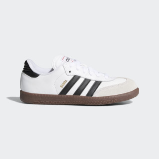 Samba Classic Shoes Cloud White / Black / Cloud White 463655