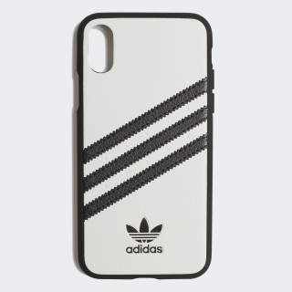 Molded Case iPhone X White / Black CK6174