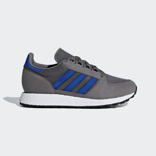 Forest Grove Shoes Grey Four / Collegiate Royal / Ftwr White AQ1791