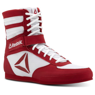 Reebok Boxing Boot White / Excellent Red CN4739