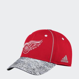 Red Wings Flex Draft Hat Nhldrw CX2511