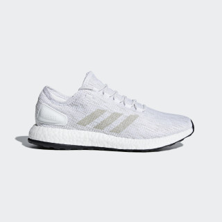 PureBOOST Schuh Ftwr White/Grey One/Crystal White BB6277