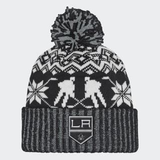 Bonnet Kings Ugly Sweater Cuffed Pom Nhllki CY4139