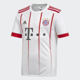 Camiseta UCL FC Bayern Múnich WHITE/FCB TRUE RED AZ7716