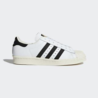 Scarpe Superstar 80s White/Core Black/Chalk White G61070