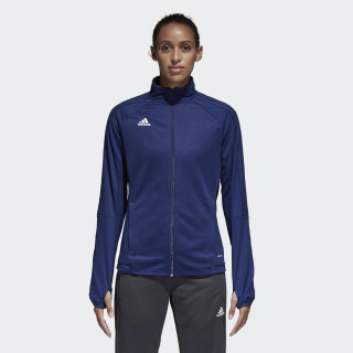 Tiro 17 Training Jacket Blue / Grey / White BQ8248