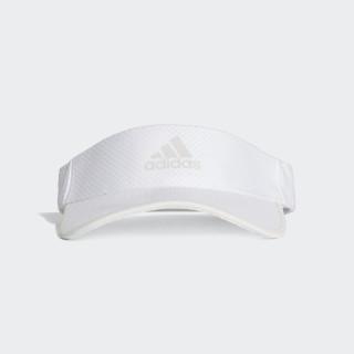 Climacool Running Schirmmütze White/White/White Reflective CF5234