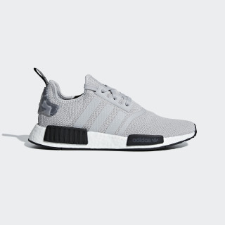NMD_R1 Shoes Grey Two / Grey Two / Core Black B37617