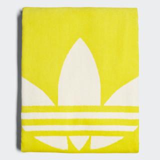 Towel Yellow / White CD6143