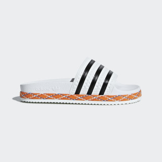 Adilette New Bold Sandals Ftwr White / Core Black / Ftwr White B28117