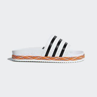 Sandale Adilette New Bold Ftwr White / Core Black / Ftwr White B28117