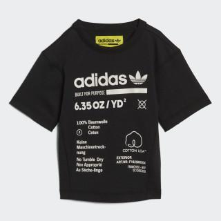 KAVAL T-skjorte Black DH3228