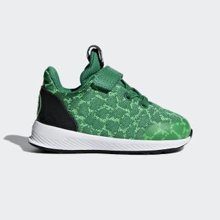 Marvel Incredible Hulk RapidaRun Shoes Bold Green / Shock Lime / Core Black AH2687
