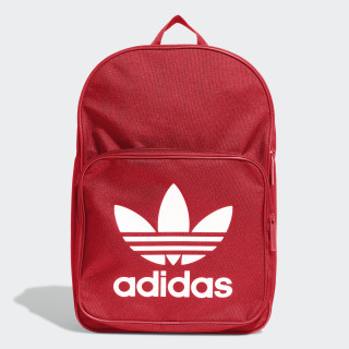 Trefoil Backpack Real Red DQ3157