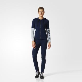 Marker Hoodie Track Suit Collegiate Navy/Black BK4683