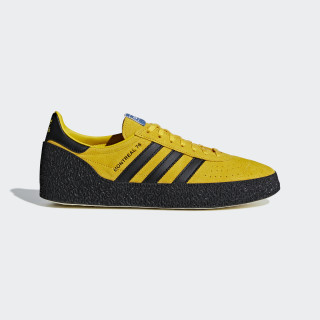 Montreal 76 Shoes Yellow /  Core Black  /  Cream White BD7635