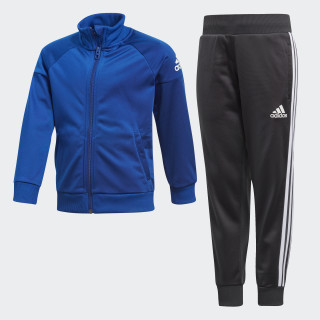Track Suit COLLEGIATE ROYAL/WHITE CARBON S18/WHITE DJ1523