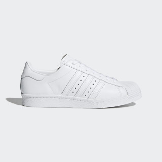Superstar 80s Schoenen White/Core Black S79443