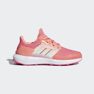Chaussure RapidaRun Real Pink / Chalk Coral / Aero Green AH2391
