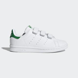 Stan Smith Shoes Cloud White / Cloud White / Green M20607