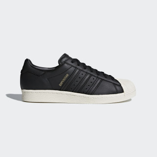 Superstar 80s Shoes Core Black / Green / Red CQ2656