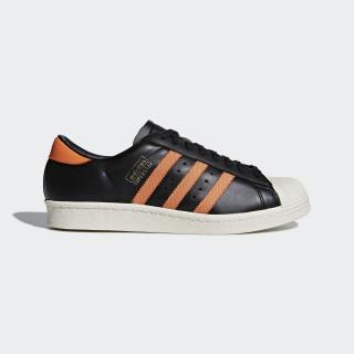 Superstar OG Shoes Core Black / Trace Orange / Off White CQ2478
