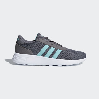 Tênis Lite Racer GREY FOUR F17/FTWR WHITE/CLEAR AQUA DB0580