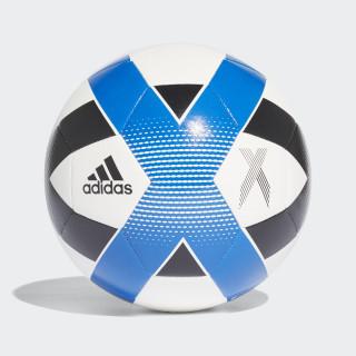 X Glider Ball White / Black / Football Blue CW4162