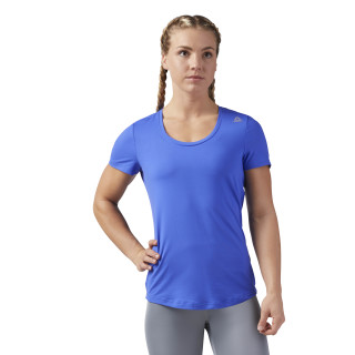 Workout Ready Speedwick Tee Acid Blue CE1161