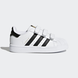Sapatos Superstar Footwear White/Core Black/Footwear White BZ0418