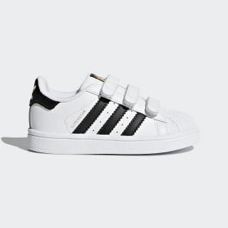 Scarpe Superstar Footwear White/Core Black/Footwear White BZ0418