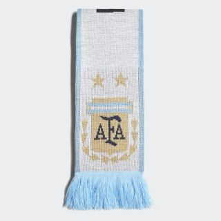Argentina Home Scarf White / Clear Blue / Black CF5004