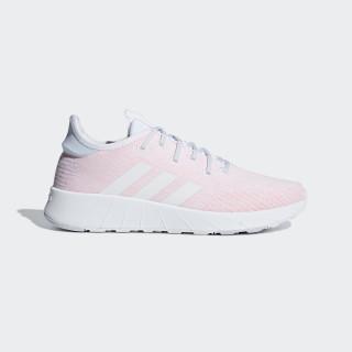 Chaussure Questar X BYD Pink / Ftwr White / Aero Blue B96480
