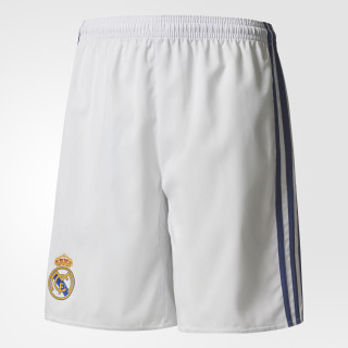 Real Madrid Home Shorts Crystal White/Raw Purple AI5202