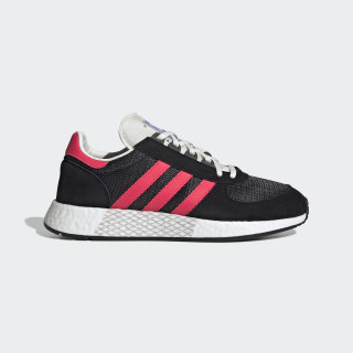 Marathon Tech Shoes Carbon / Shock Red / Core Black G27419