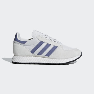Tenis Forest Grove CRYSTAL WHITE/CLOUD WHITE/CORE BLACK AQ1220
