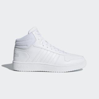 Hoops 2.0 Mid Schuh Ftwr White / Ftwr White / Ftwr White B42099