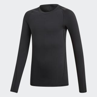 Camiseta Alphaskin Sport CLIMAWARM Black DJ1160