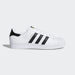 Superstar sko Footwear White/Core Black C77124