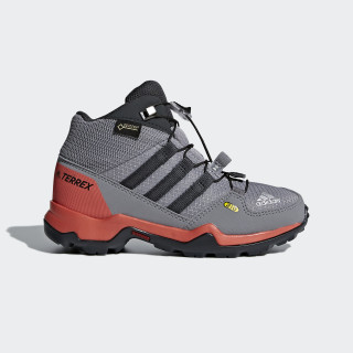 TERREX Mid GTX Shoes Grey Three/Grey Three/Carbon CM7711