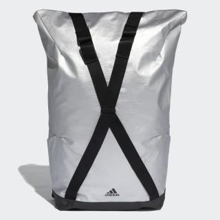 Zaino adidas Z.N.E. ID Matte Silver / Black / Black CY6064