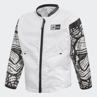Star Wars Jacket White/Black CV5974