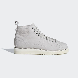Tenis Superstar Boot W GREY TWO F17/GREY TWO F17/OFF WHITE B37815