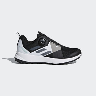 Terrex Two Boa Shoes Core Black / Grey / Cloud White CM7576