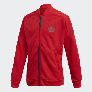 FC Bayern München Trainingsjacke Fcb True Red CV6196